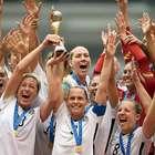 Así festejó Estados Unidos el título en el Mundial Femenino