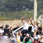 Fotos: El papa ofrece misa en Guaya, Ecuador