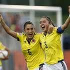 Gol de colombiana compite por el mejor del Mundial Femenino