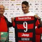 """Paolo Guerrero: """"Estoy orgulloso de representar al Flamengo"""""""