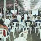 Jovens participam do Taborão em Cascavel