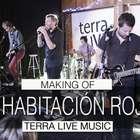 Making of de Terra Live Music: La habitación roja