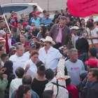 En Honduras : Miles piden renuncia del presidente