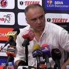 Memo Vázquez admite que humedad afectó a sus jugadores en Veracruz