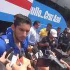 Jesús Corona se motiva con triunfo de Cruz Azul sobre Pumas