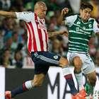Semifinales, Santos 0-0 Chivas, Juego de Ida, Clausura 2015