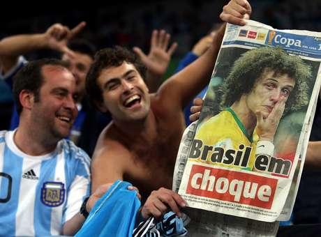 Brasil 1 x 7 Alemanha foi o mais tuítado de 2014 569f2c56450ee
