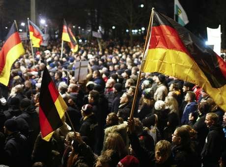 Manifestações contra o islamismo continuam na Alemanha