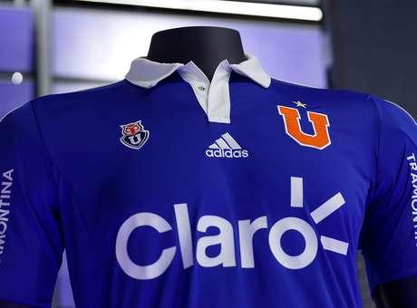 """Nueva camiseta adidas de la """"U"""" de Chile fue la más vendida en todo el mundo"""