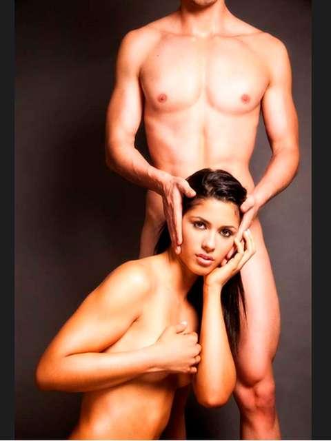 En Las Im Genes Mariana Jim Nez Aparece Posando Desnuda Junto A Un