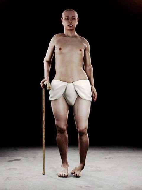 Tutancâmon usava bengala e teve pênis embalsamado a 90 graus Tutacamonaparenciareprodaily