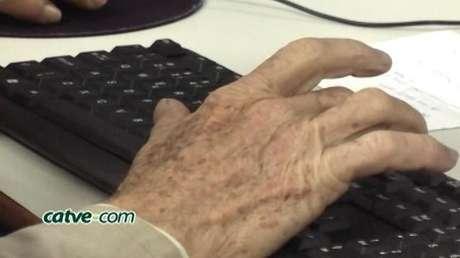 Projeto proporciona encontro do idoso com a tecnologia