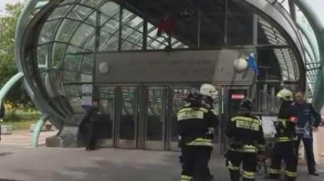 Russo afirma que trem freou de forma brusca antes de tragédia