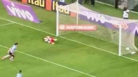 Veja o gol de Grêmio 1 x 0 Figueirense