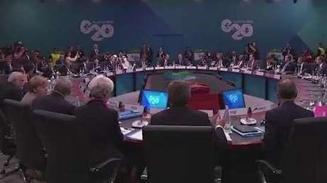 G20 se compromete a erradicar a epidemia de Ebola