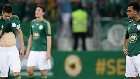 Veja os gols de Palmeiras 0 x 2 Sport pelo Brasileiro