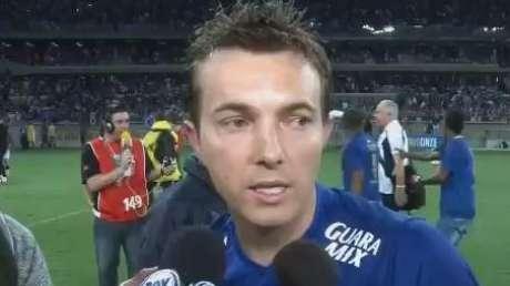 Histórico! Dagoberto conquista 5º Brasileiro com Cruzeiro