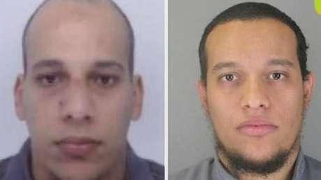 Polícia mata irmãos suspeitos de ataque a Charlie Hebdo