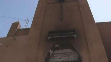 Níger: grupo incendeia igrejas em protesto anti-Charlie Hebdo