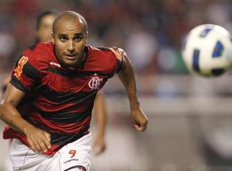 Ex-atacante Deivid será auxiliar de Luxemburgo no Flamengo