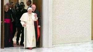 Jornal levanta boato e diz saber motivo da renúncia do Papa