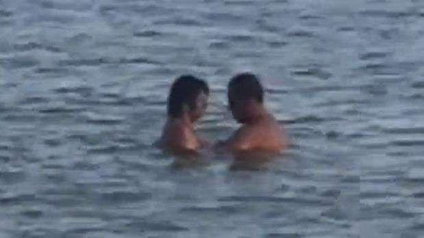 Casal faz sexo em praia lotada do Rio de Janeiro