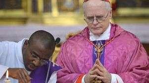 Veja trecho de missa celebrada por Dom Odilo em Roma