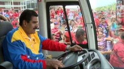 Maduro vira motivo de piada após dizer que viu espírito de Chávez