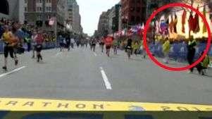 Imagens incríveis mostram explosão das bombas em Maratona