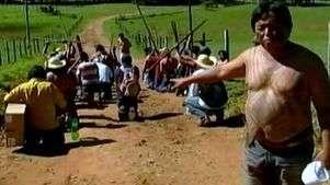 MS: fazenda onde índio foi morto é ocupada novamente