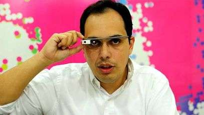 Confira como funciona o Google Glass