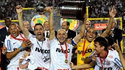 Corinthians divulga vídeo de 1 ano do título da Libertadores