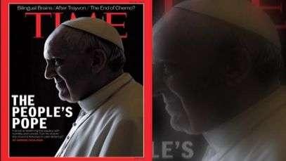 Revista Time chama Francisco de o 'Papa do Povo'