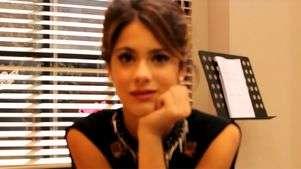 Martina Stoessel fala sobre 2ª temporada de 'Violetta'