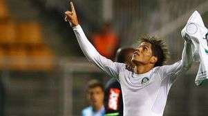 Assista aos gols de Palmeiras 3 x 2 Paysandu
