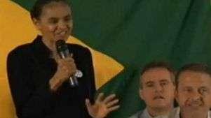 Marina: 'Somos o 1 partido clandestino criado em plena democracia'