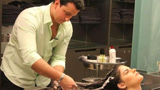 Hair stylist ensina a fazer hidratao poderosa em casa