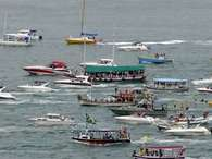 Procissão de Bom Jesus dos Navegantes movimenta Salvador  Foto: Futura Press