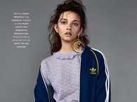Modelo baiana de apenas 20 anos é capa da Elle francesa