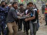 Número de mortos chega a quase 4 mil após terremoto no Nepal