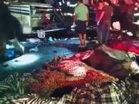 Acidente entre ônibus e caminhão mata estudantes em Ibitinga