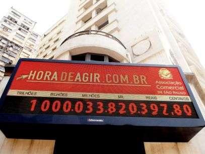 Em 2010, a marca só foi atingida em 18 de outubro. Foto: Aloísio Maurício