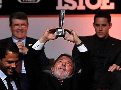 O presidente Luiz Inácio Lula da Silva (PT) afirmou na noite desta quarta-feira que gostaria de ter herdado um País depois de seu próprio governo. Foto: Ricardo Matsukawa/Terra