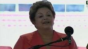 Para Dilma, Garrincha combateu complexo de vira-lata do brasileiro
