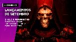 Diablo II, NBA e muito mais! Confira os lançamentos de games em setembro