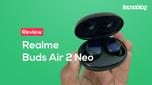 Análise do Fone Bluetooth Realme Buds Air 2 Neo