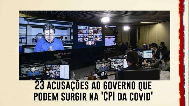 Casa Civil faz lista de 23 acusações ao governo que podem surgir na 'CPI da covid'