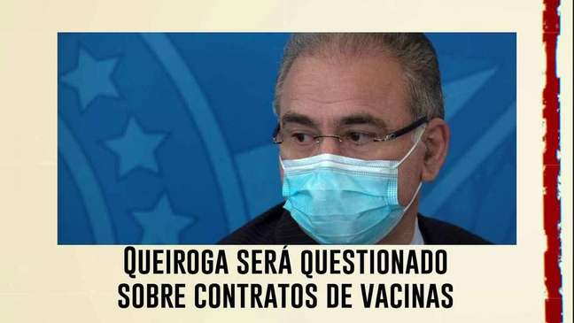 Queiroga será questionado sobre contratos de vacinas, dizem senadores da CPI da Covid