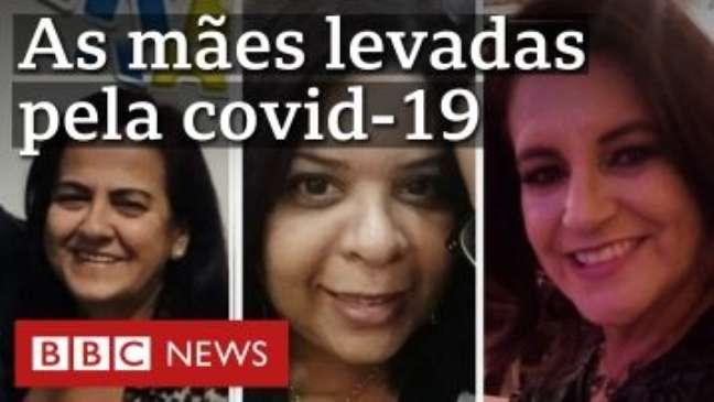 Filhos falam da dor de passar Dia das Mães sem elas, mortas pela covid-19