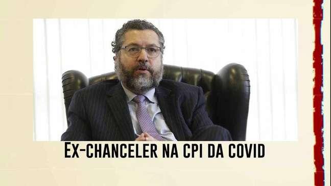 CPI da Covid vai questionar Ernesto sobre China e filhos de Bolsonaro